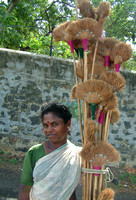 Broom Vendor